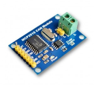 CAN - SPI MCP2515