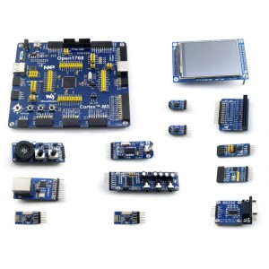 Open1768 LPC1768 NXP Package B LCD