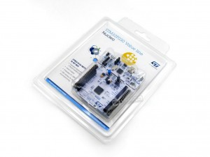 NUCLEO-F030R8, Development board for STM32 F0 series