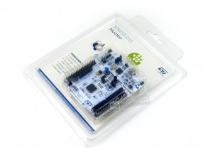 NUCLEO-L053R8, Development board for STM32 L0 series