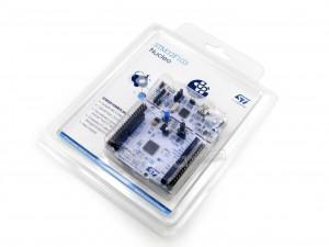 NUCLEO-F103RB, Development board for STM32 F1 series