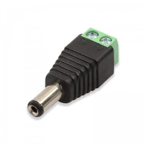 Adapter Wtyk DC 5.5x2.1mm męski