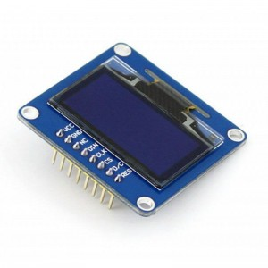 "LCD OLED 0.96"" SPI/I2C Blue-Yellow (B)"