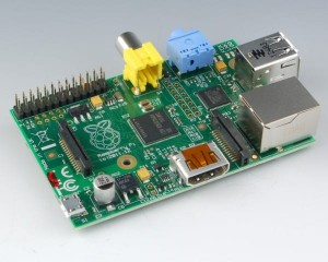 RASPBERRY PI (MODEL B) 512MB V2.0