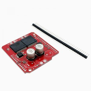 Monster Shield Arduino Mostek H VNH2SP30 30A