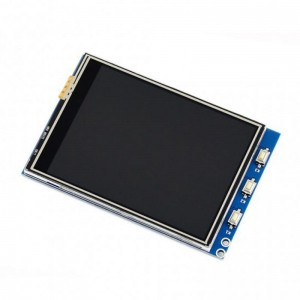 "LCD 3.2"" (C) 125MHz High-Speed SPI Touch Screen TFT Raspberry  Pi"