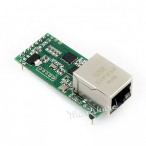 UART TTL To Ethernet Converter,TCP/IP Module