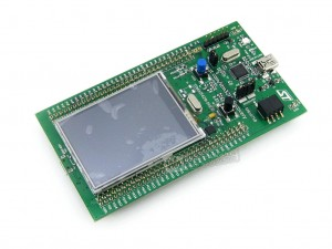 32F429IDISCOVERY, DISCO1, Discovery kit for STM32 F429/439 lines