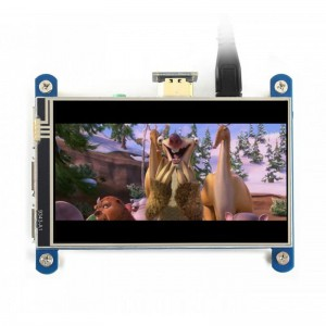 4inch HDMI LCD (H), 480x800, IPS Panel dotykowy