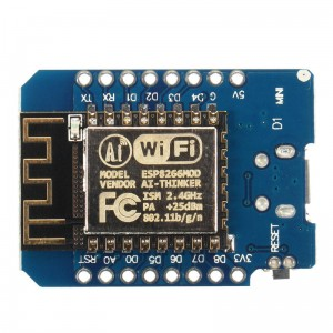 D1 mini WiFi ESP8266  WeMos