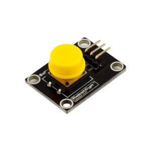 Przycisk Button switch Yellow RobotDyn