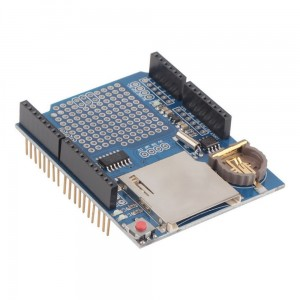 Shield ARDUINO logger SD RTC