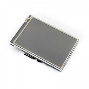 "LCD 3.5"" HDMI IPS Touch Screen TFT Raspberry Pi  WS"
