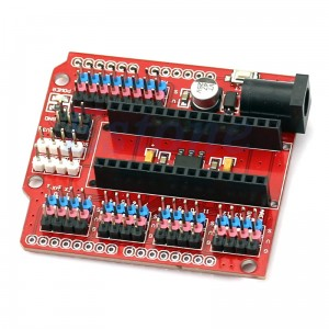 Nano I/O expansion Shield Arduino