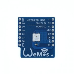 WeMos Shield dioda LED RGB WS2812B