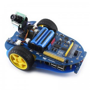 AlphaBot, Raspberry Pi robot building kit
