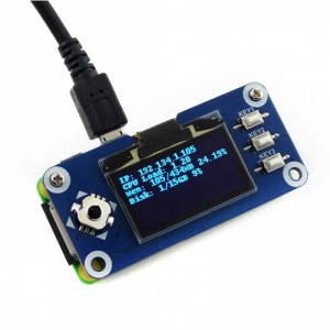 1.3inch OLED display HAT for Raspberry Pi