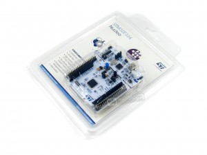 NUCLEO-F334R8, Development board for STM32 F3 series
