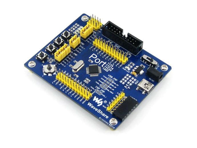 lpc1343 Elektronik Devreler Projeler