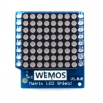 WeMos Shield LED Matrix 8 x 8