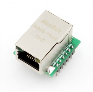 USR-ES1 SPI to Ethernet/TCP/IP Module W5500