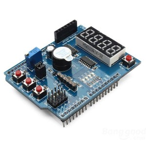 Multi-function Shield Expansion Board do Arduino