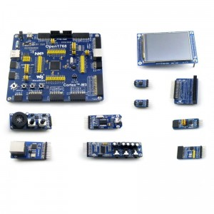 Open1768 LPC1768 NXP Package A LCD