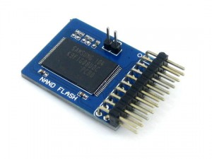 K9F1G08U0C NandFlash Board