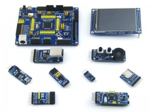 Open107V STM32F107VCT6 Package B