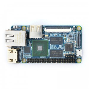 NanoPi 2 Fire - Samsung S5P4418 Quad-Core 1,4GHz 1GB RAM