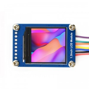 240x240, General 1.3inch LCD display Module, IPS, HD