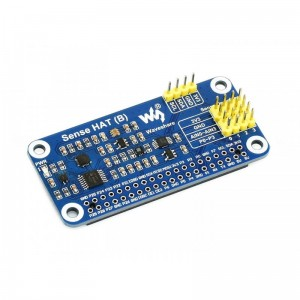 Moduł z sensorami Sense HAT (B) for Raspberry Pi, Multi Powerful Sensors