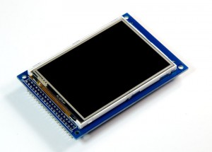 "LCD 3.2"" TFT SPFD5408 HY-320"