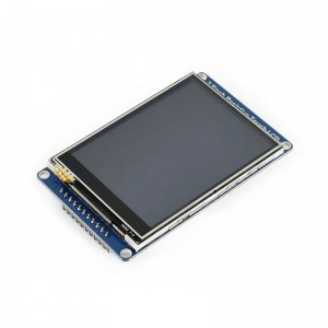 "LCD 2.8"" 320×240 HX8347 Resistive Touch"