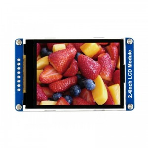 240×320, General 2.4inch LCD Display Module, 65K RGB