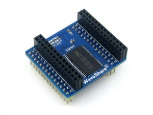 IS62WV12816BLL SRAM Board