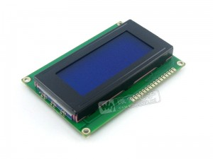 LCD1604 4*16 (5V Blue Backlight)