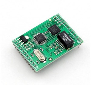 USR-TCP232-D DIP Version,Serial TTL to RJ45 TCP/IP Module