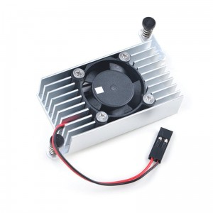Radiator z wentylatorem do NanoPi M3 Heat Sink