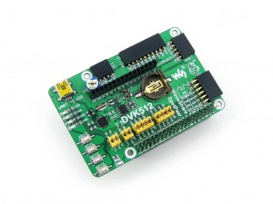 DVK512 rozszerzene do Raspberry Pi - Expansion / Evaluation Board