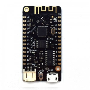 LOLIN32 lite ESP-32 4MB Flash wifi bluetooth WeMos